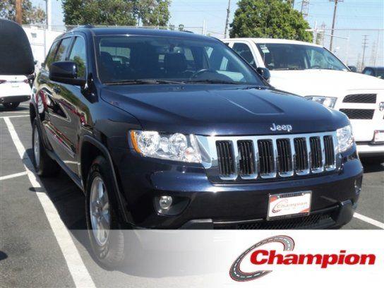 Sport Utility, 2011 Jeep Grand Cherokee Laredo with 4 Door in Downey, CA (90241)