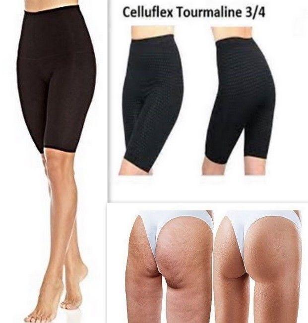 Anti Cellulite slimming shapewear leggings ProSlim//T-active with Tourmaline NEW