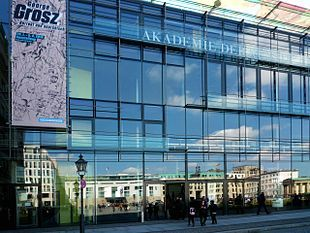 Academy of the Arts (Berlin) - Wikipedia
