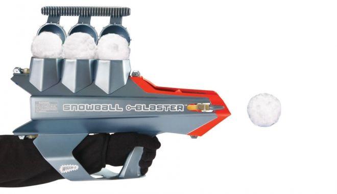 Pistola bolas de nieve Wham-O http://buenespacio.es/pistola-bolas-de-nieve-wham-o.html #nieve #pistola #bolas #juegos