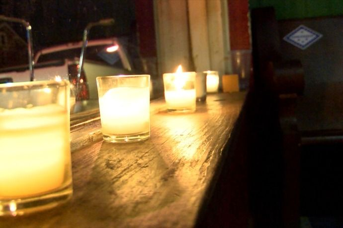 Friends March In Candlelight Vigil for Local Musician Who Was Murdered   KARK CH4 NEWS clip