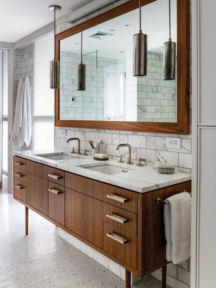 Dreamy Bathroom Vanities and Countertops | Bathroom Ideas & Design with Vanities, Tile, Cabinets, Sinks | HGTV