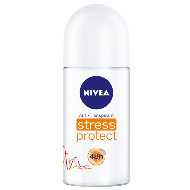 NIVEA Roll-On Stress Protect #nivea #deodorant #stressprotect