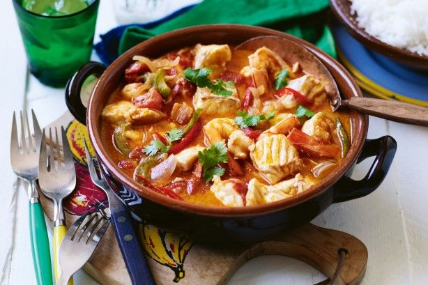 South America's largest country is set to be the next big thing, says David Prior, for its vibrant cuisine as well as its sport, samba and beaches. This vibrant moqueca, a thick seafood stew, hails from Bahia, the heart of Afro-Brazilian culture in the country's north-east.
