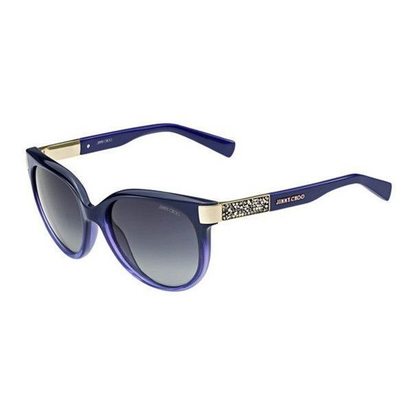 Jimmy Choo Erin/S EXP/HD Sunglasses (255 CAD) ❤ liked on Polyvore featuring accessories, eyewear, sunglasses, violet gradient lilac, oval sunglasses, lens glasses, jimmy choo, gradient lens sunglasses and jimmy choo glasses #jimmychooglasses #jimmychoosunglasses