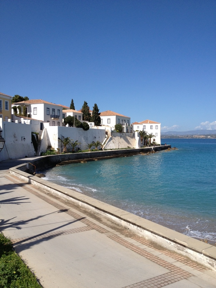 Spetses Greece