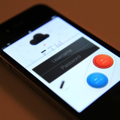 FTW iPhone app concept
