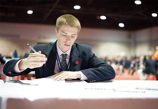 Tips for Taking DECA Exams