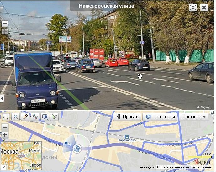 г. Москва ул. Нижегородская #vasko #vaskoru #васко
