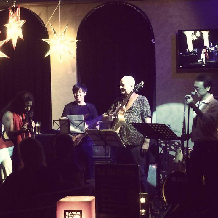 Anda at Sultan Jazz Club March 20 2014
