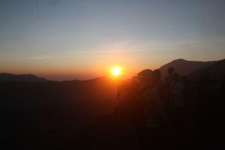 Sun Rise di Bromo 2 bulan lalu..