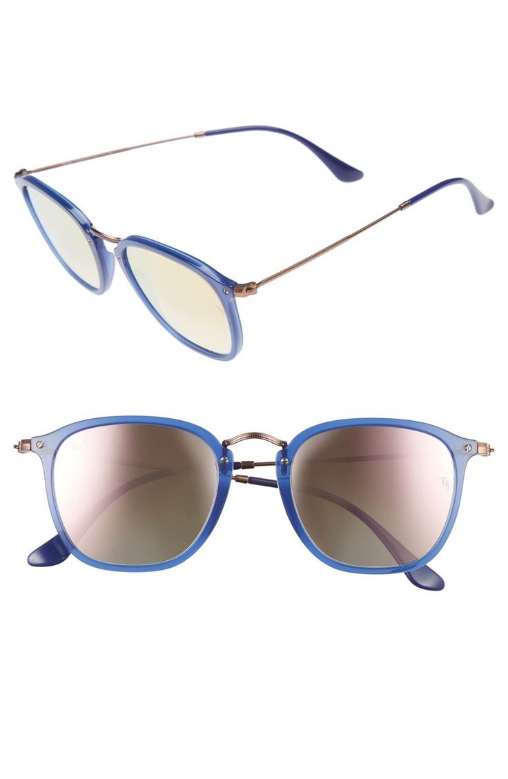 ray ban heart sunglasses  main image ray ban wayfarer 51mm sunglasses