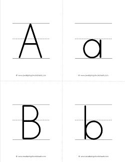 Free Download: Writing Lower Case Letters
