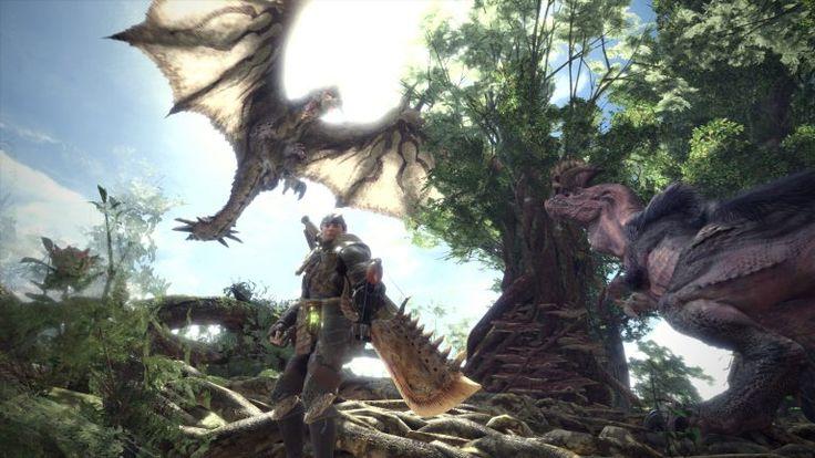Anunciado Monster Hunter: World en el E3 2017 - Ramen Para Dos