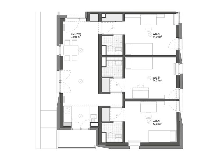 die 25 besten wohngemeinschaft ideen auf pinterest buch design brosch ren ideen und fotobuch. Black Bedroom Furniture Sets. Home Design Ideas