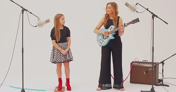 """Nashville stars (and real-life sisters) Lennon and Maisy released their latest YouTube video this week — a beautiful cover of the Charli XCX hit """"Boom Clap."""" The normally upbeat, thunderous song gets a pared-down acoustic makeover, and"""