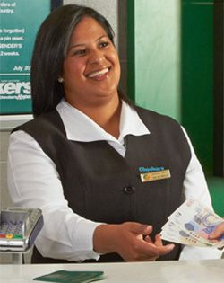 Money Transfers - for money transfer bring your RSA barcoded green ID book to any store.