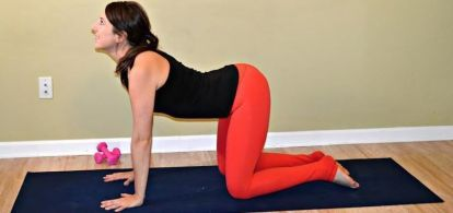 10-Minute Core Sequence For A Digestive Detox Hero Image