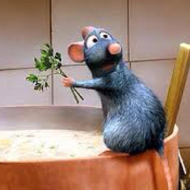 :) Ratatouille