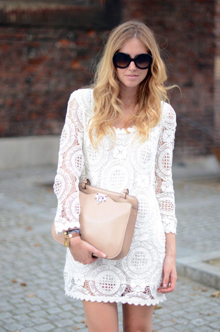modern take on lace