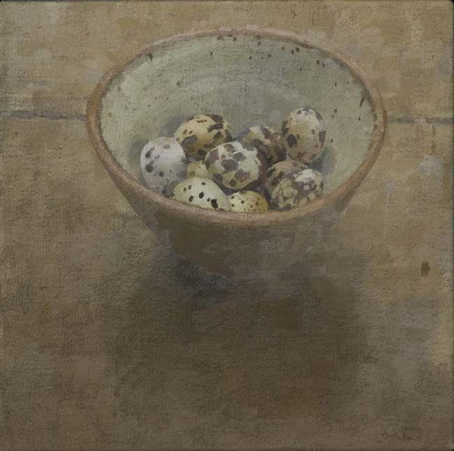 Sarah Gillespie 'Qualis' Eggs'