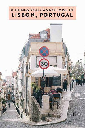 8 cose da non perdere assolutamente a Lisbona, in Portogallo