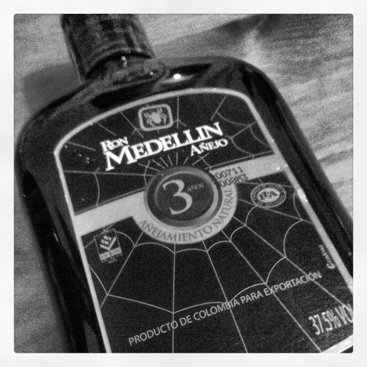 Ron Madelin .. Spiderman drink it :D