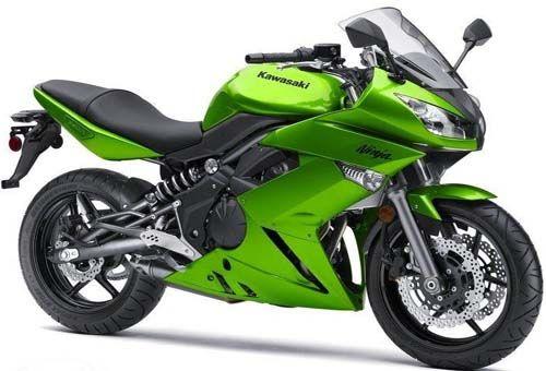 Kawasaki Ninja 650R Price in India