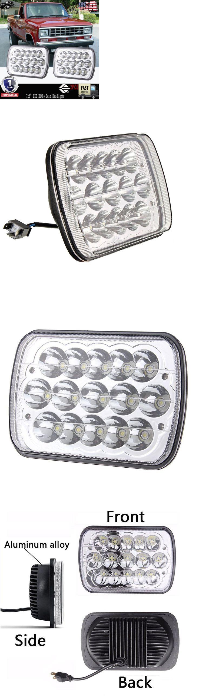 Car Lighting: 7 X6 6000K 45W Sealed Beam Headlights Lamp Bulb Ip67 H4 Ford Ranger 83-88 -> BUY IT NOW ONLY: $55.99 on eBay!