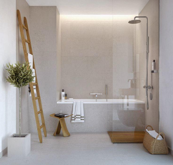 spakänsla litet badrum - Sök på Google