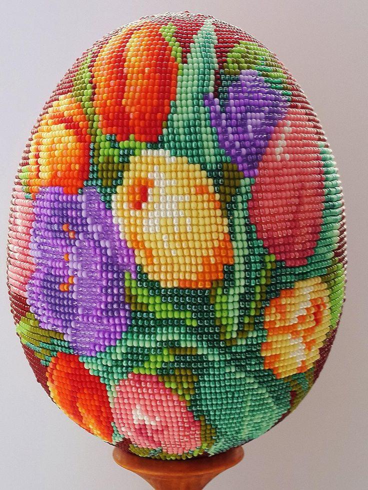 Краски лета | biser.info - всё о бисере и бисерном творчестве