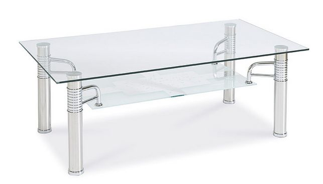 Dekorační stolek Reni #http://pinterest.com/savate1/boards/ Decorative table Reni  We offer beautiful and stylish glass table Reni coffee made ​​from the finest materials. The table is a modern, exclusive and full of subtle elegance and blend into the décor of your living room.