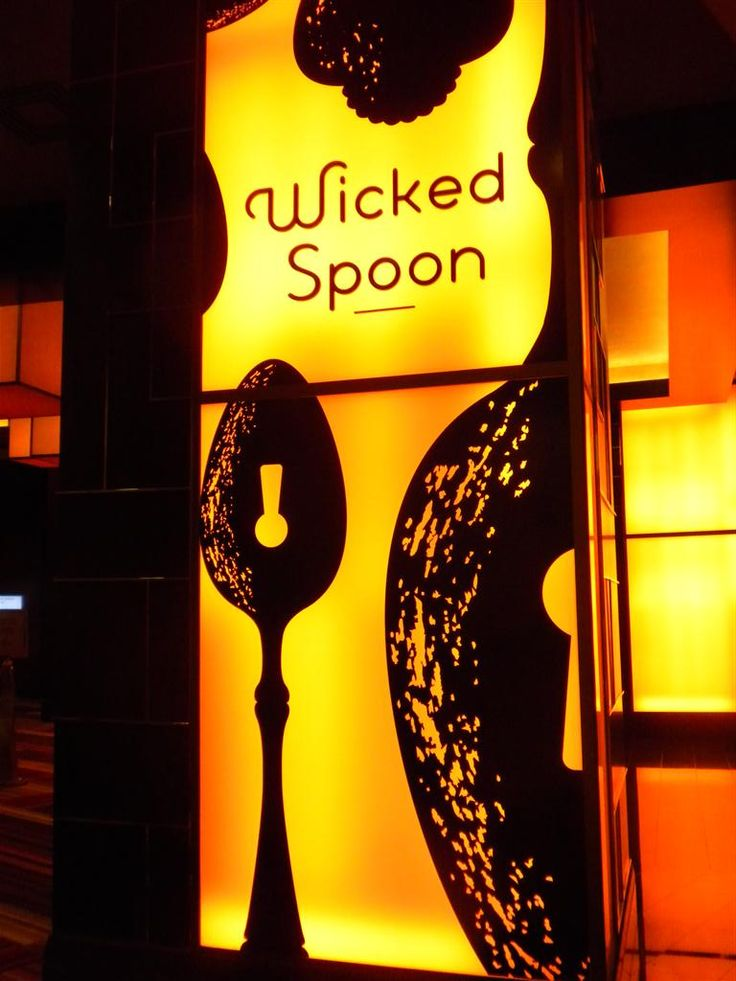 Wicked spoon Buffet, Cosmopolitan, Las Vegas. We loved brunch and next time we will try dinner.