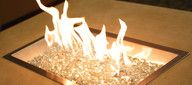Outdoor Stone Fire Pit Kits and Fire Pit Inserts