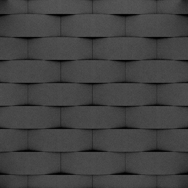 Fluffo, Fabryka Miękkich Ścian. Miękkie panele ścienne 3D, wzór DUNE, opcje ułożenia.
