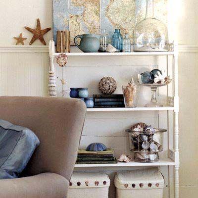 Ракушки в интерьере, фото, видео, интерьер комнат и квартир | Все о дизайне и ремонте дома