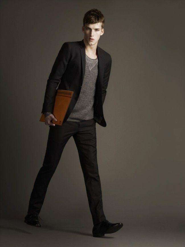 Burberry Men's Tailoring S/S 12
