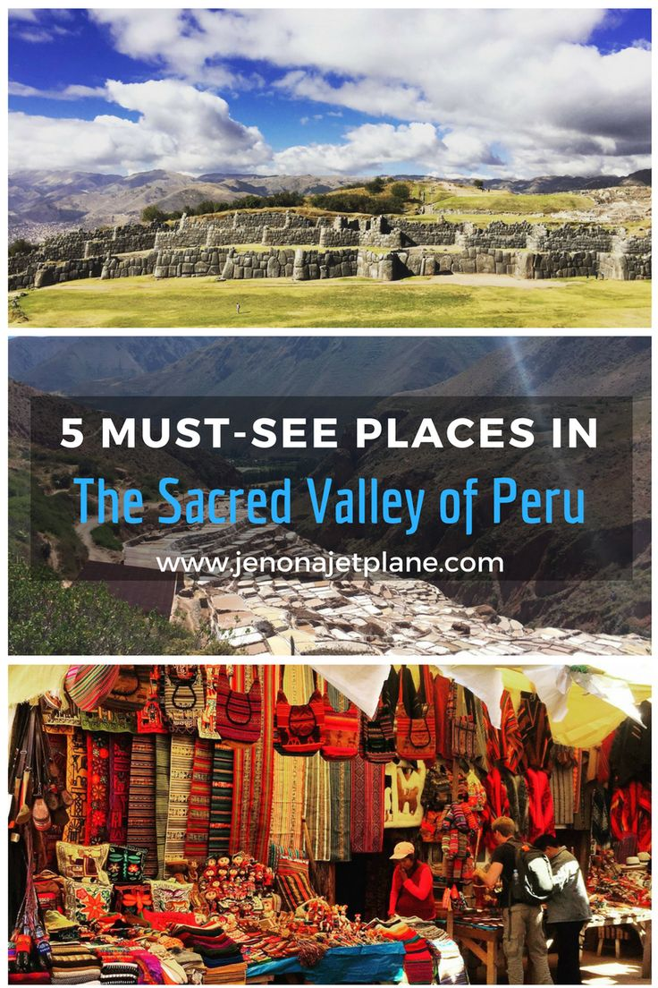 5 must-see places in the Sacred Valley of Peru. Visit Cusco, Ollentaytambo and Pisac, among other sites. See ancient Incan Ruins in the Sacred Valley.