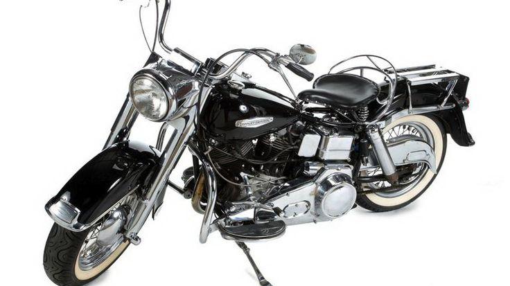 Marlon Brando's Old Harley-Davidson #Brando's #Harley-Davidson #Marlon #old
