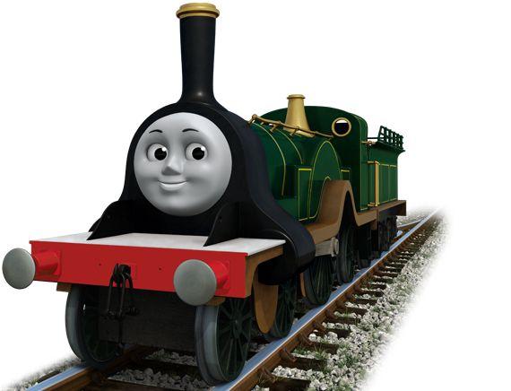 Emily - Character Profile & Bio   Thomas & Friends #kuedkids # ...