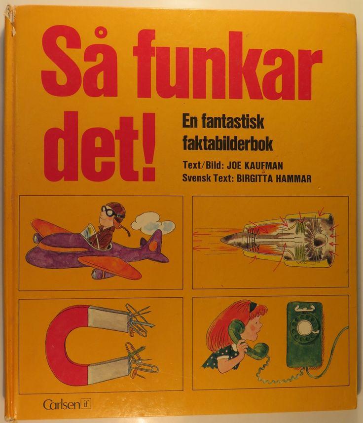 Nostalgorama: Barnböcker från 1970-talet
