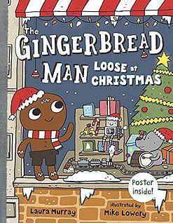 The Gingerbread Man Loose at Christmas
