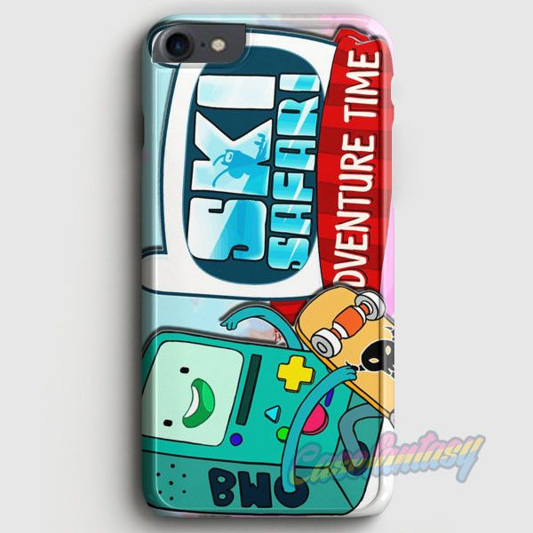 Adventure Time Party Time iPhone 7 Case | casefantasy