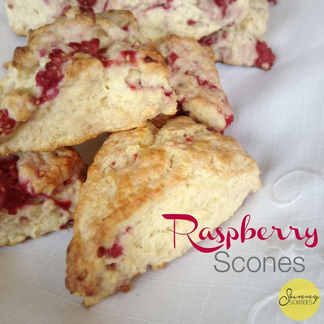 easter brunch raspberry scones raspberry scones scone recipes yummy ...
