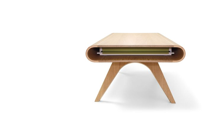 Tabrio is made of birch plywood with birch or other veneer coatings. It is an easy to assemble flat - pack furniture.