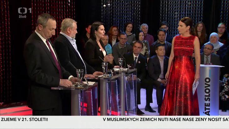 Je hidžáb ve školách výrazem demokracie, nebo islamizace? Klaus ml. Stro...