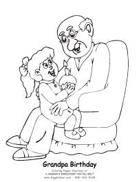 21 best grandparents day images on Pinterest  Coloring pages