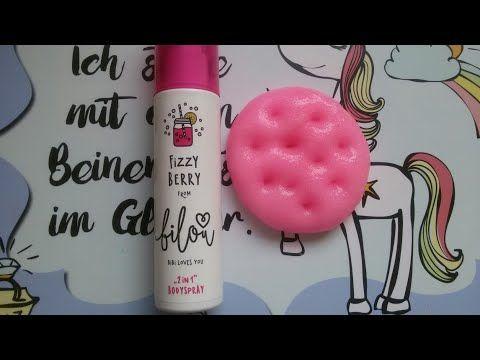 Bilou Bodyspray Slime Selber Machen❤||LeonieKawai Xoxo - YouTube