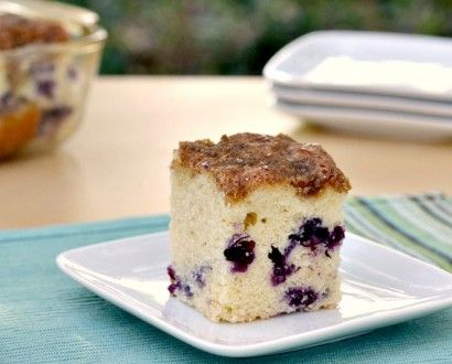 Blueberry Muffin Cake!! Looks intimidating but overall sounds fairly ...