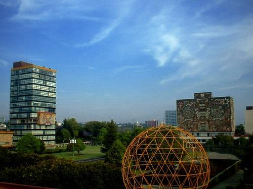Ciudad Universitaria UNAM, Ciudad de México, México. <3